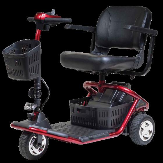 LiteRider 3-Wheel Power scooter 300LBS
