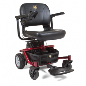 LiteRider Envy Travel Power Wheelchair 300 Lbs