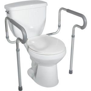 Toilet Safety Rail Aluminum