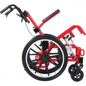 Kanga TS Pediatric & Standard Folding Tilt-in-Space Wheelchair
