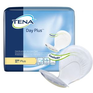 TENA DAY PLUS BLADDER CONTROL PADS
