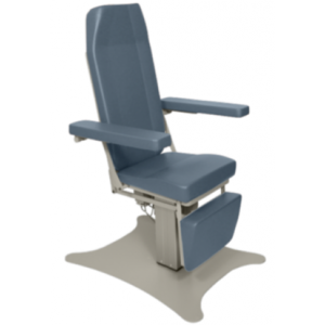 PHLEBOTOMY CHAIR WITH HI LO & POWER BACK