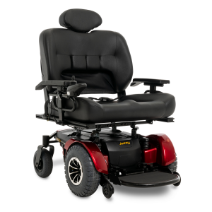 JAZZY HEAVY DUTY POWER WHEELCHAIR 600 LBS