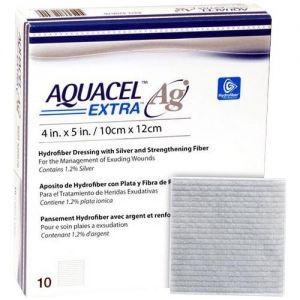 AQUACEL Ag Extra Hydrofiber Wound Dressing