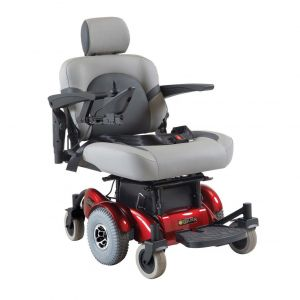 "22"" Power Wheelchair up to 450 Lbs"