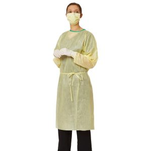 Isolation Gowns Level 2 with Elastic Sleeves