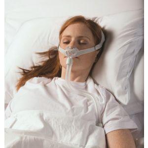 Philips Respironics Nuance Gel Nasal Pillow mask