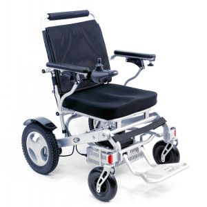 Tranzit Go Foldable Power Wheelchair 330 Lbs