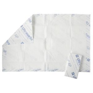"Ultrasorbs 23"" x 36"" Air-Permeable Drypad Underpads"