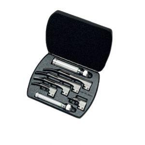 Welch Allyn Fiber Optic Laryngoscope Set MacIntosh